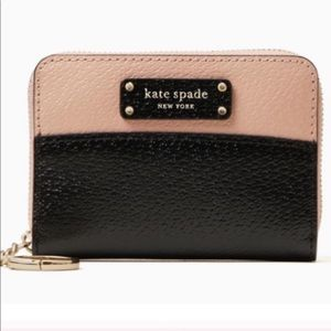 "Kate Spade ""jeanne small key continental wallet"""